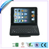 Protective slim lined leather case for ipad mini with keyboard built in