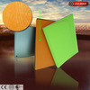 universal leather smart cover case for ipad 2/3/4 from protective factory