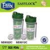 Manufacturer watertight plastic protein shakes bottle