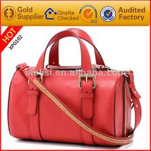 Hot selling napa leather womens bags all name brand handbag