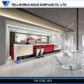 بيع لمعان عالية الساخنة 2014 بار الأثاث المنزلية الحديثة تصميم شريط عداد