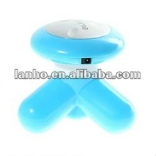 2014 New Portabl colorful Electric Massager