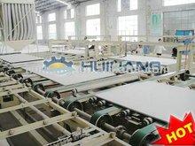 Drywall manufacturing machine/gypsum board machinery manufacturers