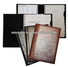 ADALP - 0044 spiral notebook daily planner / custom daily planner diary notebook / agenda organizer planner notebook
