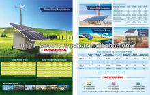 Solar Mobile Generator