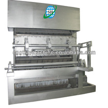 Eggs of paper hens production machine egg tray moulding equipments line