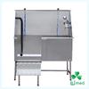 BS0708 Stainless steel dog bathtub /pet grooming tub