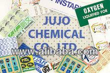 silk screen printing INK for flexible vinyl sticker, vinyl chloride, decorative steel sheet, flexible vinyl, etc..