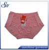 latest design hot selling high quality wholesale cotton print mature women panties