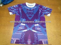Custom digital Printed t-shirts