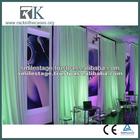RK tiffany blue curtain fabric