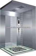 standard passenger elevator dimensions