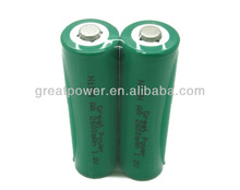 2600MAH 1.5v aa ni-mh rechargeable battery