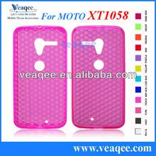 case mobile high class mobile phone case for Motorola XT 1058