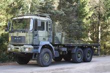 MAN 27.314 DFAEG 6x6, ex military, excellent condition
