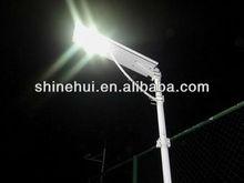 2014 hot high-tech led road light 12v 60w photovoltaic