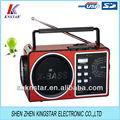 Rx-618 AM FM radio con luz de emergencia