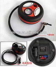 fashionable car tire inflator pump