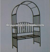Metal Framed Pergola, Wrought Iron Pergola