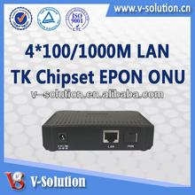 Buy 1000pcs this item will get 1 PC OLT FREE----Super Mini 1GE SFU GEPON ONU