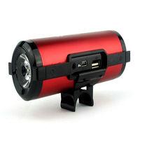 With Wireless Mini Flashlight Built in Speaker