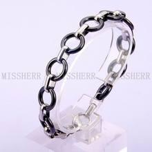 New style customized journey class ceramic bracelet