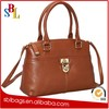 Fashion leather handbags made in china&leather tassels for handbag&handbags genuine leather SBL-5319