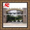 ao ar livre moderna casa portões de entrada