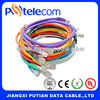 Potelecom directly supply UL CE ROHS approved cat5e color code