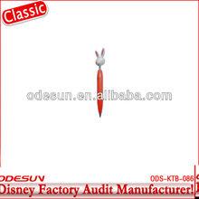 Disney factory audit manufacturer's promotional wood pens 143368