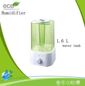 Pure Guardian 12-Hour Ultrasonic Table Top Humidifier