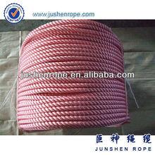 nylon shipping twisted polyamide fiber Jushen brand rope