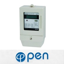 DEM091QF prepaid single phase electric energy meter
