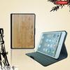 classic&fashionable bamboo cover case for ipadmini