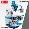 DXMC High Quality Easy Operation Gear Head Vertical And Horizontal Turret Milling Machine X6332C Made In China With CE Standard