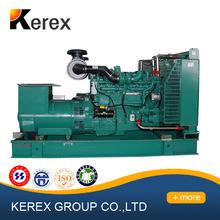 New product! small diesel fuel less generator KG200 Kerex China