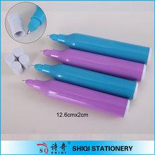 novetly special shape color gas tank ballpoint pen