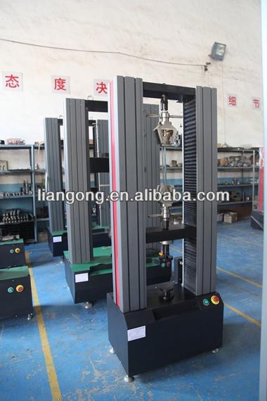 two component sealant shear strength testing machine/shear strength tester
