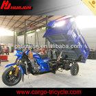 HUJU 150cc adult bike load / motor sidecar for sale / bike cargo tricycle