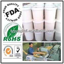 FDA standard cigarette packing adhesive