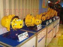 excavator swing motor assy, final drive/swing motor PC400-7, 706-7K-01040