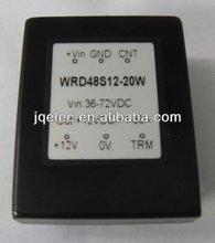 12Vdc to 24Vdc dc to dc converter