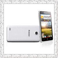 "Original Lenovo A656 Russian 2013 Quad core Mobile phones 5.0"" IPS Screen RAM 512M ROM 4G Android 4.2 GPS Dual sim"
