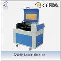 Acrílico/madera máquina de grabado láser/equipamientolaser