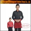 Bar uniformes de serveurs de restaurant
