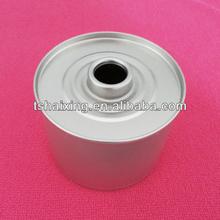 gel fuel metal can