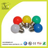 led bulbs e27 1w rgb g45 hot sale fancy light bulb