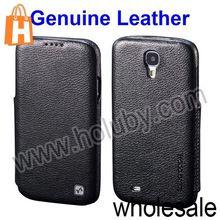 HOCO Flip Genuine Leather Case for Samsung I9500 Galaxy S4
