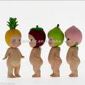 Costume fazer mini collectible plástico figurinhas anjo, personalizado colecionáveis figura mini plástico figurinhas anjo
