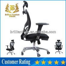 Popular Heavy duty durable silla de oficina ergonomic adjustable swivel comfortable executive ergonomic chair office